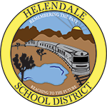 Helendale School District logo